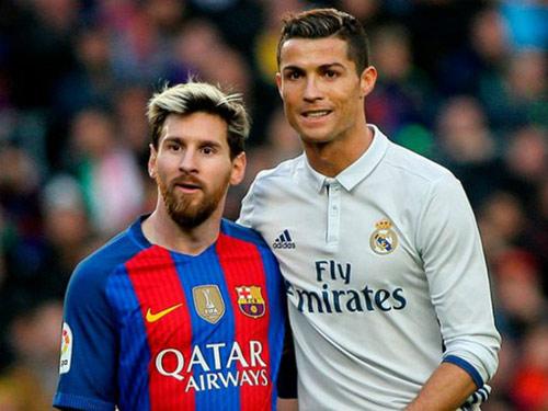 """Vua phá lưới Liga: Hóa người hùng, CR7 vẫn """"hít khói"""" Messi - 1"""