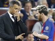 Bóng đá - Barca, Enrique ra đi: Cạn kiệt ý tưởng và cần gió mới