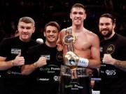 Thể thao - Gia đình không ai dám đụng: 4 anh em là cao thủ boxing