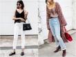"""8 cách """"mix""""siêu đẹp chỉ với chiếc quần jeans quen thuộc"""