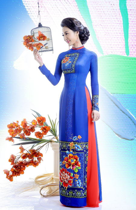 Thái Tuấn ra mắt BST 'Dòng chảy nghệ thuật' ấn tượng chào 8/3 - 9