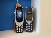 Dế sắp ra lò - So sánh Nokia 3310 mới với Nokia 3310 cũ: Ai xứng làm vua?