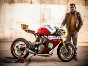 """Thế giới xe - Huyền thoại Triumph Legend TT hóa """"tên lửa mặt đất"""""""