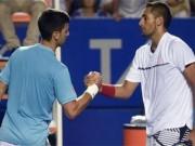 """Thể thao - Hạ Djokovic, """"trai hư"""" tennis đánh bại """"Ngũ hổ tướng"""""""