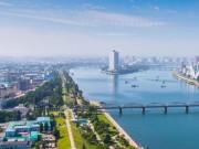 Du lịch - Ngất lịm với ảnh toàn cảnh đẹp ngỡ ngàng về Triều Tiên