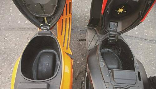 Thích xe ga nên mua Aprilia SR150 hay Vespa SXL150? - 13