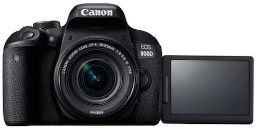 Bộ 3 máy ảnh sử dụng vi xử lý DIGIC 7 mới nhất của Canon - 3