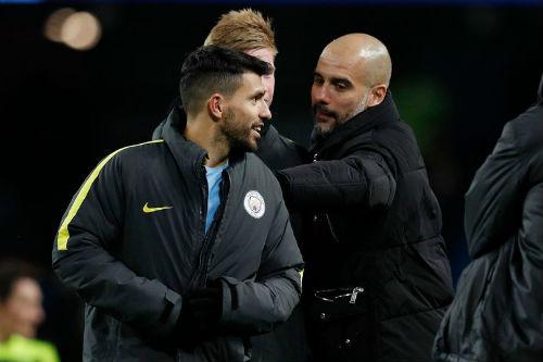 Man City: Aguero xin ở lại, Guardiola nổi giận đùng đùng - 1