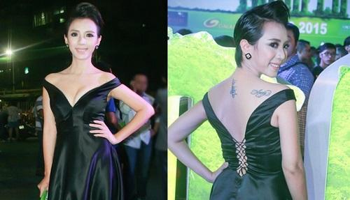 """""""Mắt tròn mắt dẹt"""" vì vẻ gợi cảm đời thường của hoa hậu hài Thu Trang - 1"""
