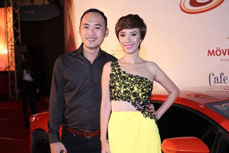 """""""Mắt tròn mắt dẹt"""" vì vẻ gợi cảm đời thường của hoa hậu hài Thu Trang - 2"""