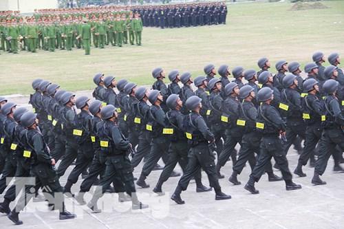 Mục kích nội công phi thường của cảnh sát đặc nhiệm - 12
