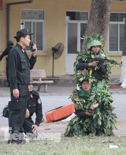 Mục kích nội công phi thường của cảnh sát đặc nhiệm - 7