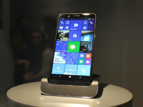 """HP Elite X3 sở hữu màn hình """"khủng"""" sắp ra mắt - 1"""