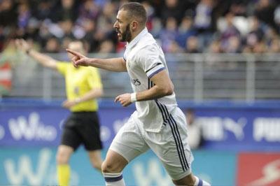 Chi tiết Eibar - Real Madrid: Dễ hơn dự tính (KT) - 3