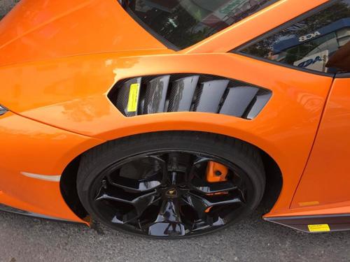 Cận cảnh Lamborghini Huracan LP610-4 độ Novara đầu tiên tại VN - 8