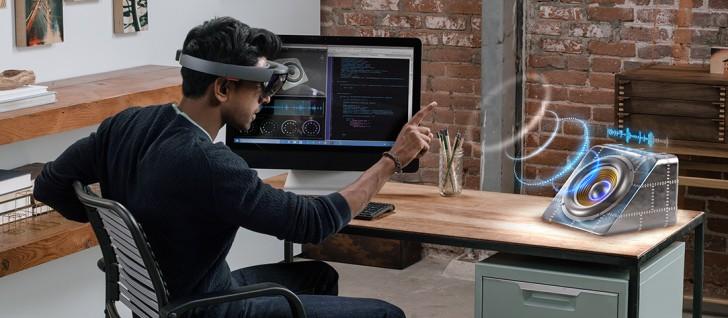 Microsoft sắp tung kính thực tế ảo HoloLens - 1