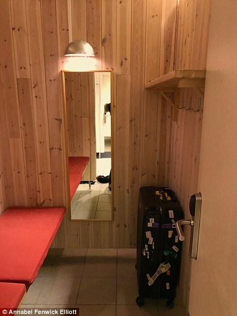 Lạnh tê tái trong khách sạn băng giá ở Thụy Điển - 6