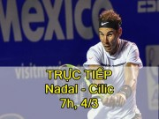 Chi tiết Nadal – Cilic: Không thể cưỡng lại (KT)