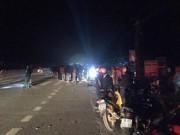 Tin tức trong ngày - Trong đêm, xe container cán 3 học sinh 17 tuổi tử vong