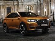Tin tức ô tô - DS7 Crossback: SUV thể thao từ nước Pháp