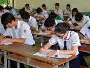 Giáo dục - du học - Vẫn băn khoăn thi trắc nghiệm môn Toán