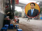 """Tin tức trong ngày - """"Đòi"""" lại vỉa hè: Chủ tịch HN trăn trở lo việc cho hộ bán trà đá"""