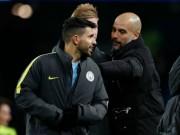Bóng đá - Man City: Aguero xin ở lại, Guardiola nổi giận đùng đùng