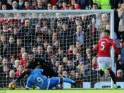 Bóng đá - Chi tiết MU - Bournemouth: Phung phí quá nhiều (KT)