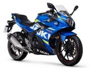 """Thế giới xe - Suzuki GSX250R -""""Chiến binh đường phố"""" với mức giá 120 triệu đồng"""