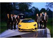 Tư vấn - Lamborghini Aventador S giá 25 tỷ đồng ra mắt Thái Lan