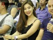 Nhận quà 8/3 độc, người đẹp quẩy tưng bừng cổ vũ Saigon Heat