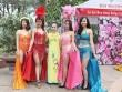 Lễ hội hoa hồng Bulgaria tràn ngập hồng cổ Việt Nam