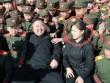 """Vợ Kim Jong-un tái xuất sau nhiều tháng """"biến mất"""""""