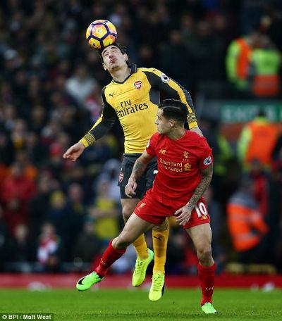 Chi tiết Liverpool - Arsenal: Đòn phản công sắc lẹm (KT) - 3