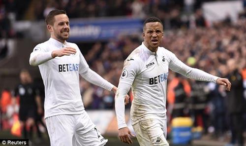 Swansea - Burnley: Rượt đuổi nghẹt thở tới cuối - 1