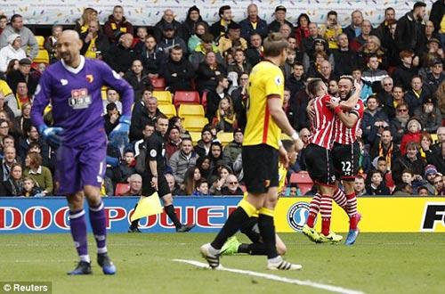 Watford - Southampton: 7 bàn thắng hấp dẫn - 1