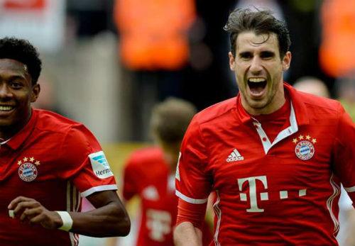 """Cologne - Bayern Munich: Hàng thủ """"bung lụa"""" - 1"""