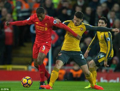 Chi tiết Liverpool - Arsenal: Đòn phản công sắc lẹm (KT) - 5