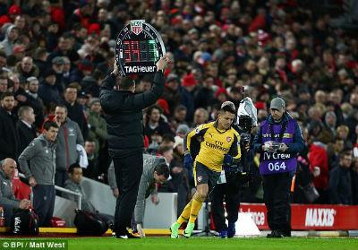 Chi tiết Liverpool - Arsenal: Đòn phản công sắc lẹm (KT) - 8