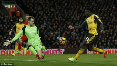 Chi tiết Liverpool - Arsenal: Đòn phản công sắc lẹm (KT) - 10