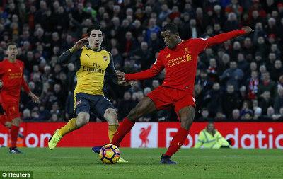 Chi tiết Liverpool - Arsenal: Đòn phản công sắc lẹm (KT) - 11
