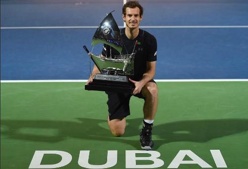 Murray - Verdasco: Chiến quả ngọt ngào (CK ATP Dubai) - 1