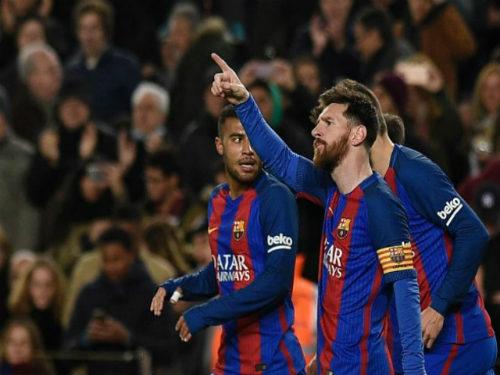 Barcelona - Celta Vigo: Siêu sao và cơn mưa bàn thắng - 1