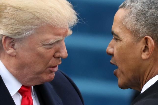 Obama lên tiếng sau khi bị Trump tố nghe lén điện thoại - 1