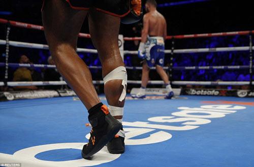 Boxing: David Haye thua tâm phục khẩu phục đàn em - 2