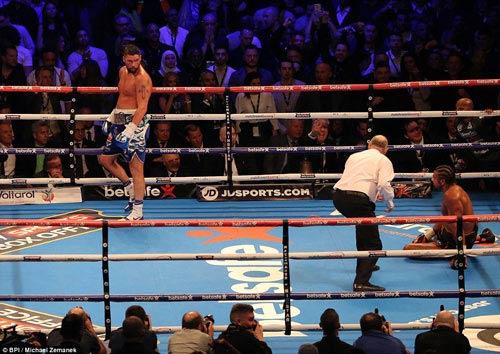 Boxing: David Haye thua tâm phục khẩu phục đàn em - 5