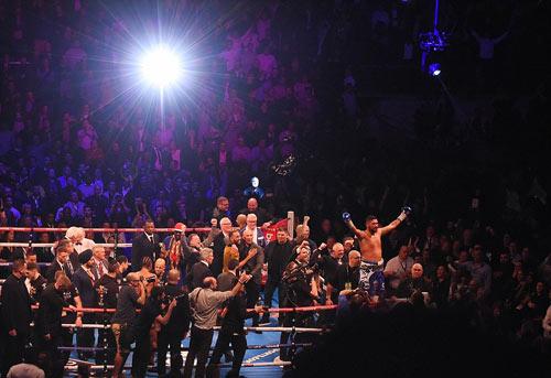 Boxing: David Haye thua tâm phục khẩu phục đàn em - 6