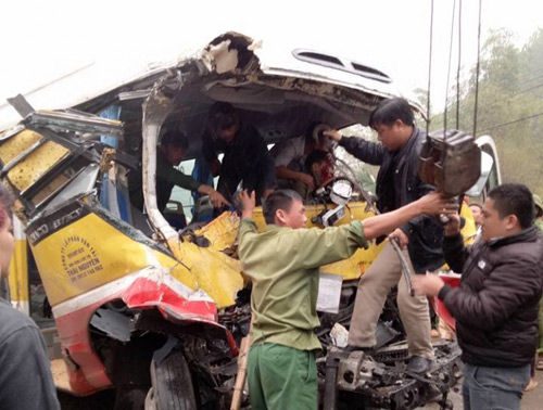Nguyên nhân ban đầu vụ tai nạn thảm khốc ở Thái Nguyên - 1