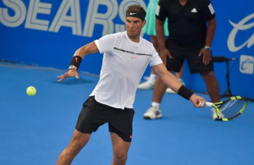 Nadal - Querrey: Lên đỉnh nhờ giao bóng (CK Acapulco) - 1