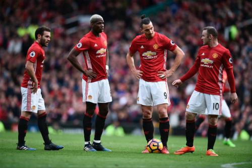MU - Mourinho: Sau mộng ăn 3 là giấc mơ xám xịt - 1